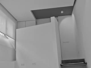 Reforma para oficina de empresa de exportación / importación de productos de regalo y publicitarios:  de estilo  de Acero Puro