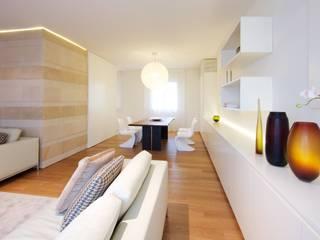 Casa Paoli:  in stile  di Sammarro Architecture Studio