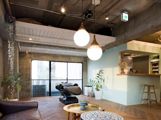 case.work. Industrial style offices & stores