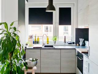Betonowo: styl , w kategorii Kuchnia zaprojektowany przez idea projekt,