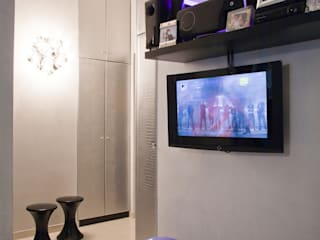 غرفة الميديا تنفيذ Alessandro Multari Ingegnere - I AM puro ingegno italiano,