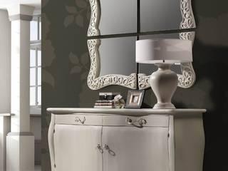 Vestidores y closets de estilo  por Ámbar Muebles