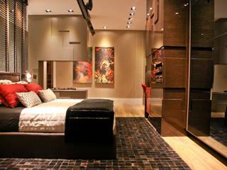 Bedroom by Daniela Vieira Arquitetura, Modern