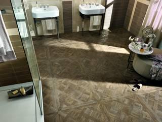 Rustic style bathroom by Plaza Yapı Malzemeleri Rustic