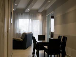 غرفة السفرة تنفيذ Alessandro Multari Ingegnere - I AM puro ingegno italiano,