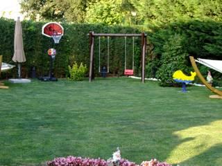 Jardines de estilo moderno por EDMİMARLIK INTERIOR STUDIO