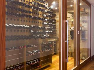 Bodegas de vino de estilo ecléctico de ArkDek Ecléctico