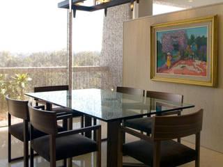 Departamento Vertientes Dining room by ARCO Arquitectura Contemporánea