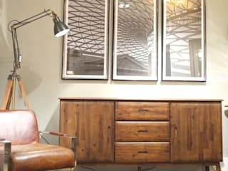 Mid Century Style Walnut Sideboard:   by Cambrewood