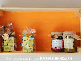 INVALTIBERINA SHOP von Rachele Biancalani Studio Rustikal