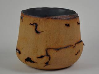 Pot dechiré:  de style  par emmanuel chevrel ceramiste