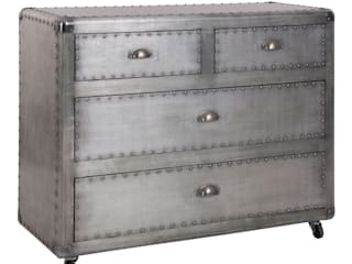 Muebles plata mate :  de estilo  de Muebles la toskana