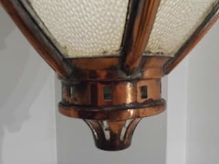 Antique Copper Lantern Travers Antiques Corridor, hallway & stairsAccessories & decoration