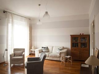 غرفة المعيشة تنفيذ Alessandro Multari Ingegnere - I AM puro ingegno italiano