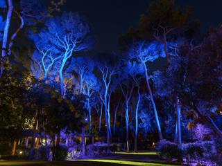 Villa particulier ALPES MARITIMES Jardin méditerranéen par Artlight Design Méditerranéen