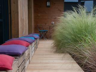 anne-mie aerts Modern garden