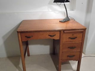 Art Deco Desk Travers Antiques Office spaces & stores