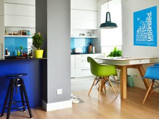 Scandinavian style kitchen by NISZA DESIGN Scandinavian