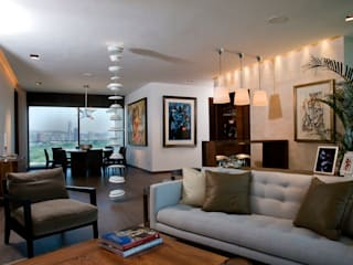 Departamento RQM Home design ideas by Lopez Duplan Arquitectos