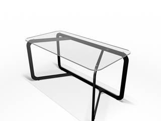 Bureau Strips par Marc SICARD Minimaliste