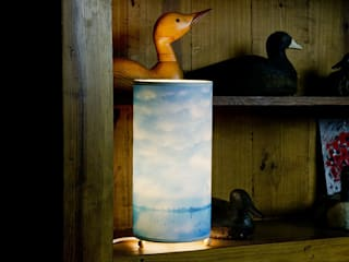 Souma lampe:  de style  par Velvet Prairie