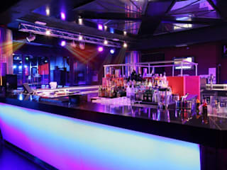 Eclectic style bars & clubs by ASCANIO ZOCCHI Eclectic