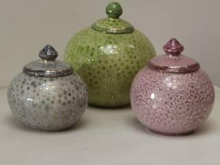 Boîte céramique:  de style  par HALOPÉ Valérie