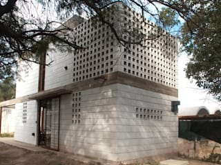 Industriale Häuser von MULA.Arquitectos Industrial