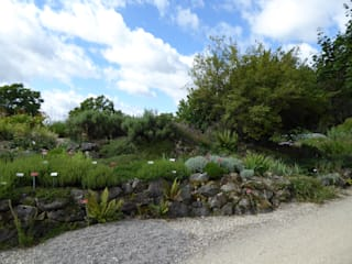 Mediterranean style garden by Staudengärtnerei Gaissmayer Mediterranean