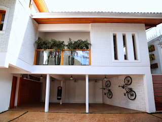 Houses by MeyerCortez arquitetura & design,