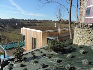 Ecospace Italia srl Casas minimalistas