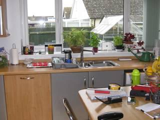 Dapur oleh 2A Design, Klasik