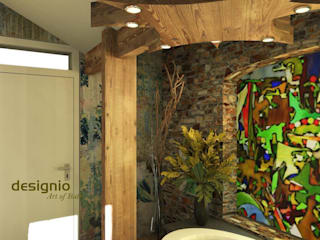 Eclectic style bathrooms by Art of Bath Eclectic