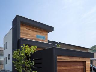 現代房屋設計點子、靈感 & 圖片 根據 Architect Show Co.,Ltd 現代風