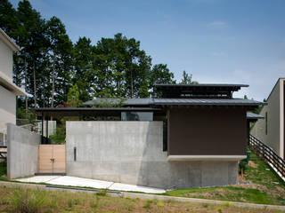 Casas de estilo  por 設計組織DNA , Moderno