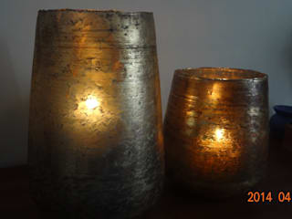 whispering lights: rustic  by KALPAHOME,Rustic