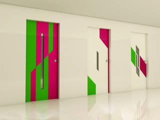 Salon Interior Elements: modern  by MRN Associates,Modern