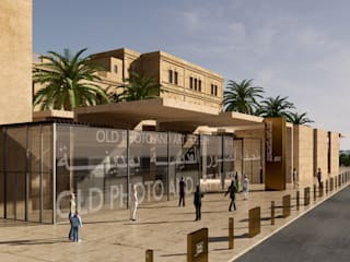 Old Photo Art Museum di arcHITects srl