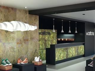 Designflex Translucide Maisons modernes par Naturamat Moderne