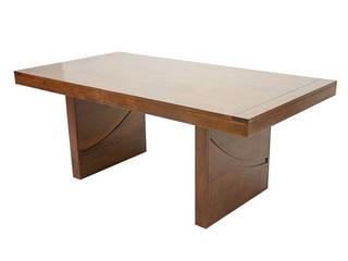 Table De Repas Hévéa Horizon:  de style  par Planete Cocoon