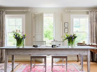 PARIS ROSE Cabbages & Roses Fenster & TürGardinen und Vorhänge