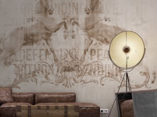 Eclectic style hotels by Glamora Eclectic