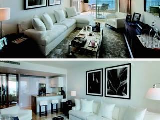 Eden Star: Salon de style de style Moderne par RAINERI