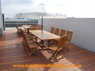 Mesas:  de estilo  por Tu Mueble de Jardin
