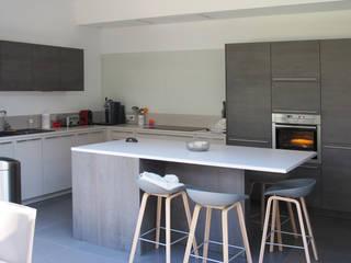 maison à Limoges: Cuisine de style  par Jean-Paul Magy architecte d'intérieur