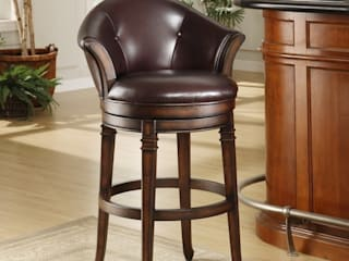 Designing with Vintage Bar Stool Locus Habitat Dining roomChairs & benches