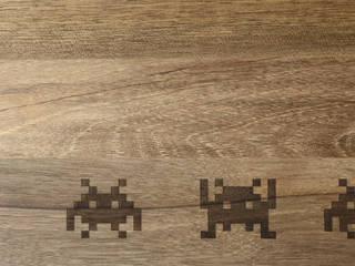 Space Invader von bloomandgloom.com
