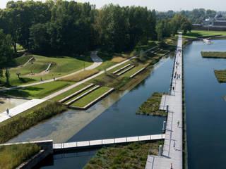 Parc du Heyritz de Strasbourg atelier VILLES & PAYSAGES Lieux d'événements classiques