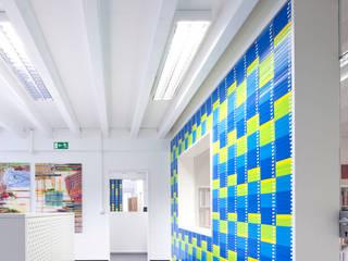 DRUCKVERLAG K :  Bürogebäude von MSHS ARCHITEKTEN