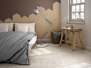 industrial Bedroom by Equipe Ceramicas